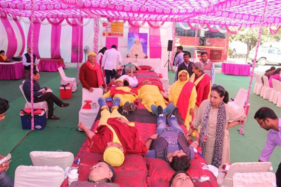 Blood Donation Camp, Sec-9, Panchkula, Haryana